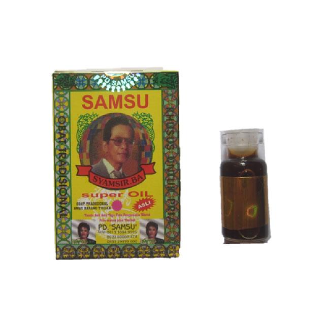 サムススーパーオイル(SAMUS SUPER OIL)
