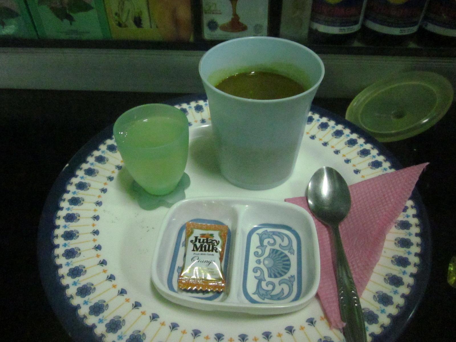 伝統的飲むジャムウ