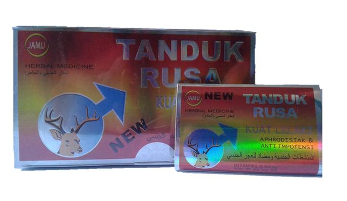 タンドゥックルサ(TANDUK RUSA)